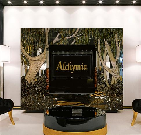 Arredo Стенка ALCHYMIA  Diamante