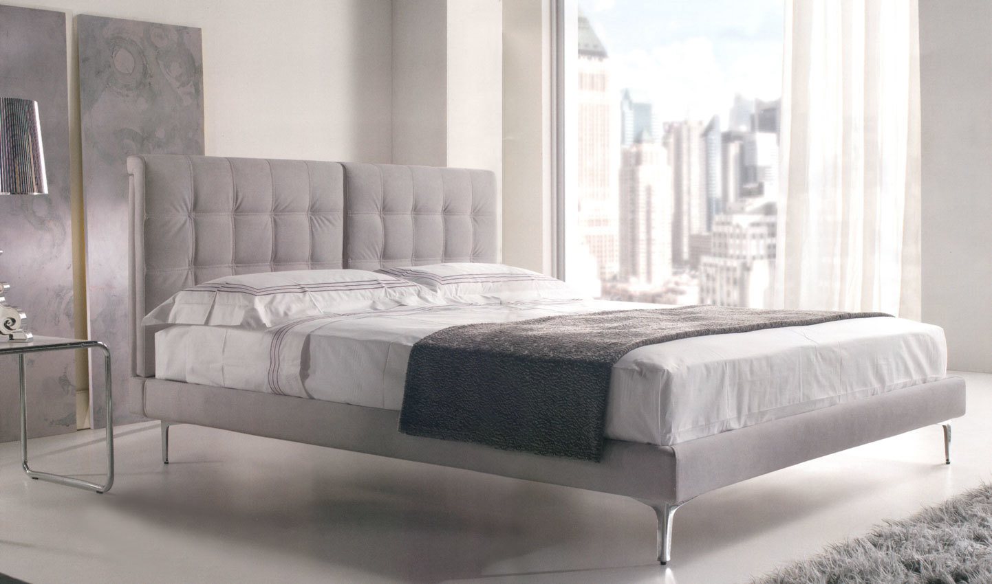 Arredo Кровать BEDDING Mercury