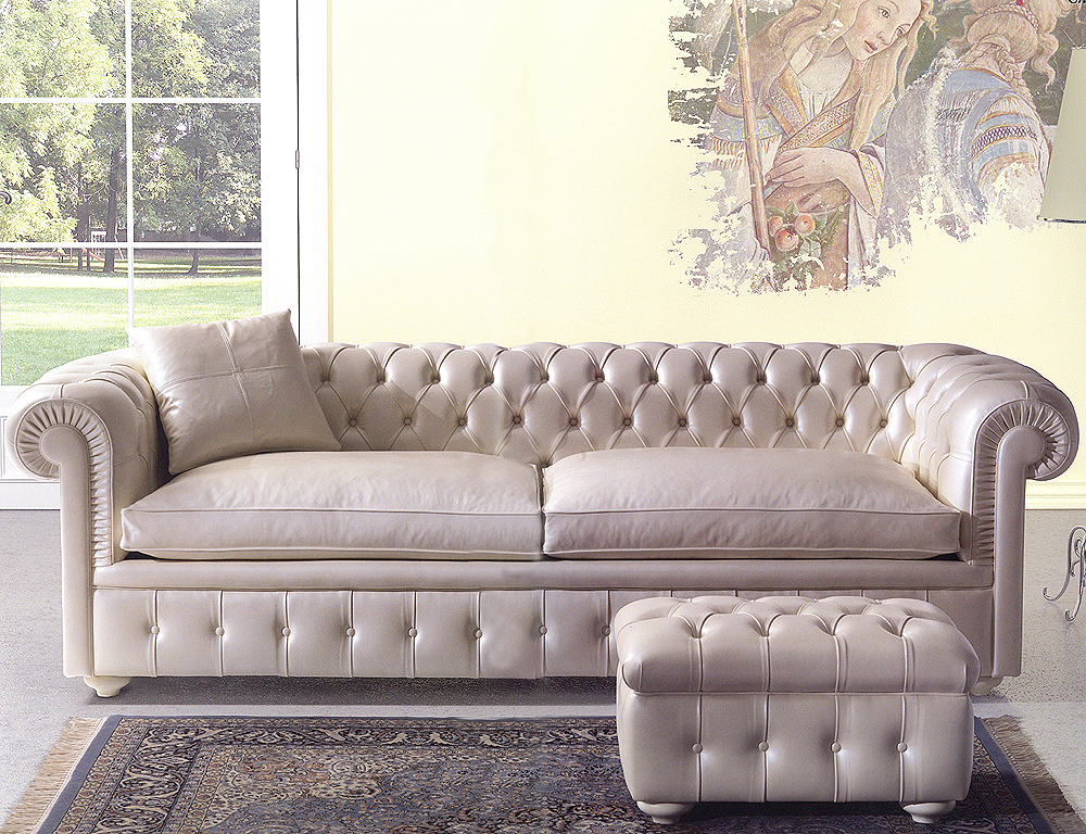 Arredo Диван ASNAGHI CHESTERFIELD 01