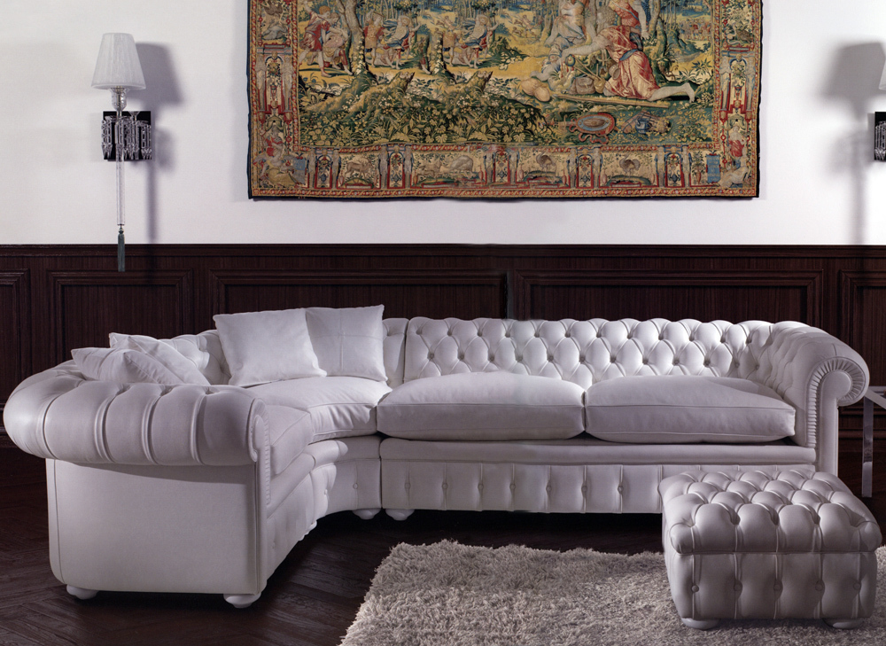 Arredo Диван ASNAGHI CHESTERFIELD 03