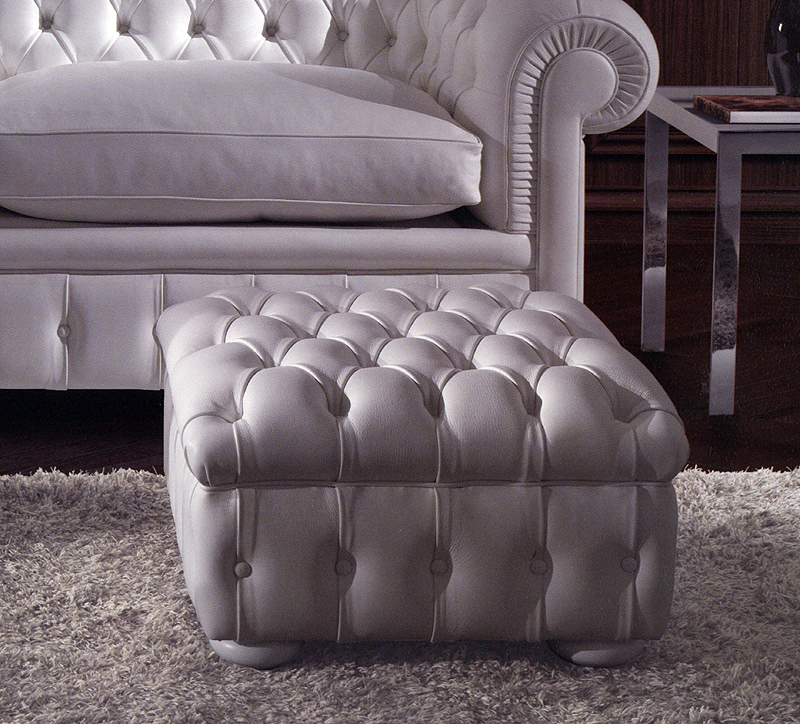 Arredo Пуф ASNAGHI CHESTERFIELD 02