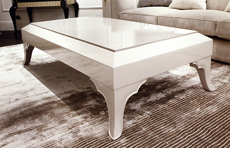 Arredo Стол журнальный BRUNO ZAMPA IKE central table