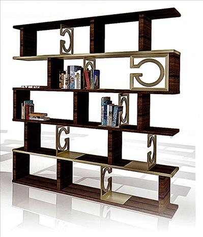 Arredo Стеллаж FORMITALIA  NICCOLO Library MEDIUM