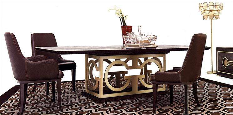 Arredo Стол FORMITALIA  NICCOLO dining table