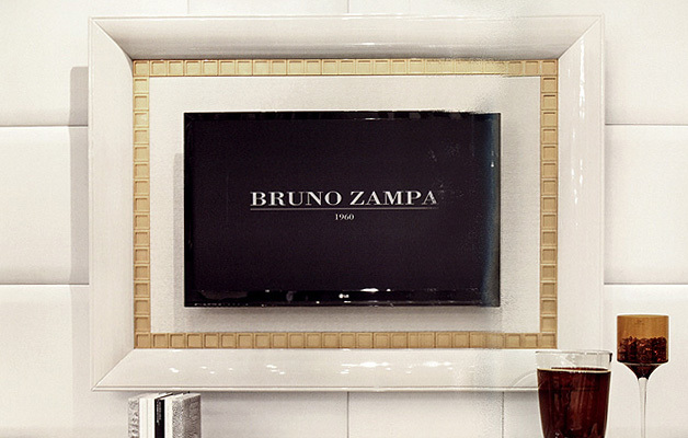 Arredo Рама под TV BRUNO ZAMPA DUKE tv frame