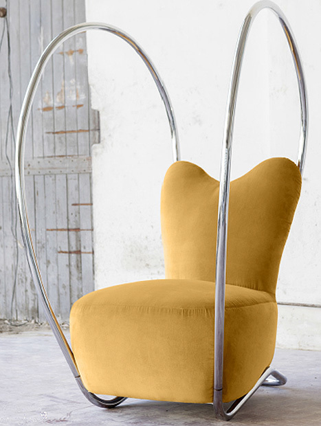 Arredo Кресло DOMINGO SALOTTI SEXYCHAIR