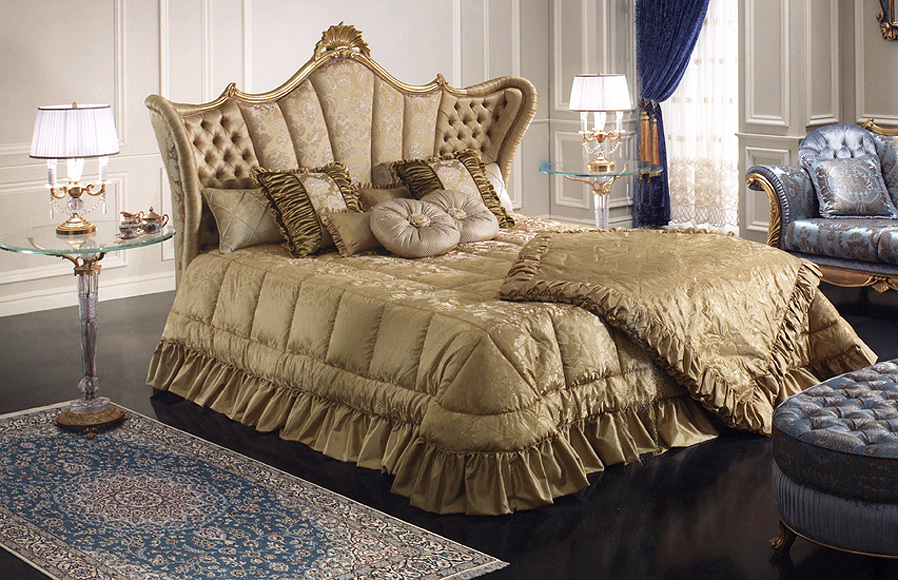 Arredo Кровать BEDDING DI-OR LETTO