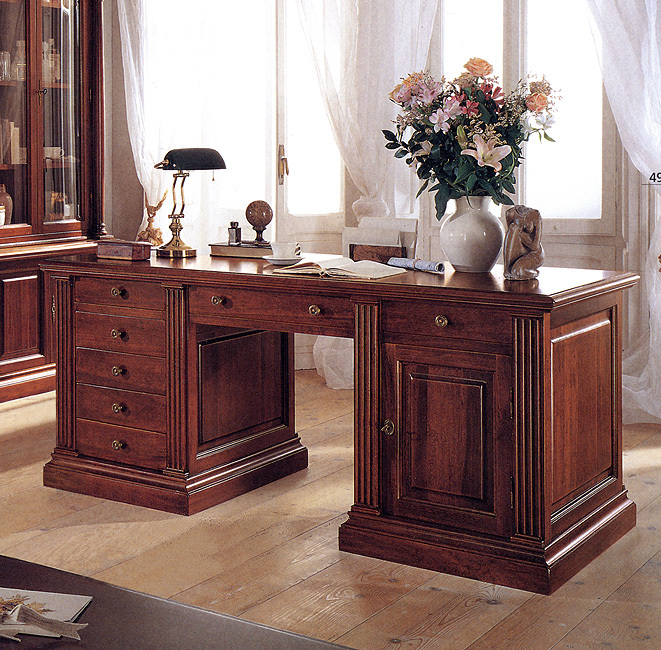 Arredo Письменный стол VACCARI INTERNATIONAL VI621/S-LS