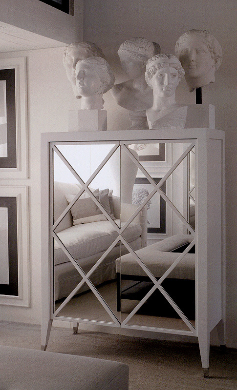Arredo Тумба SOFTHOUSE MIRROR 01