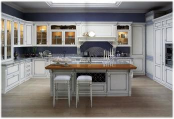 Arredo Кухня CA' d'ORO FORTUNA GOLD 02